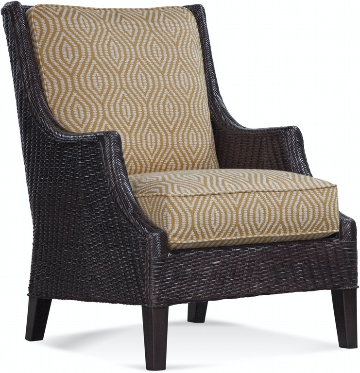 Sensational Braxton Culler Living Room Highlands Accent Chair 1032 007 Gmtry Best Dining Table And Chair Ideas Images Gmtryco