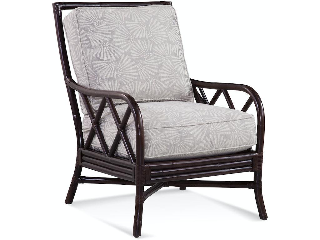 Braxton Culler Living Room Santiago Chair And Ottoman 1042
