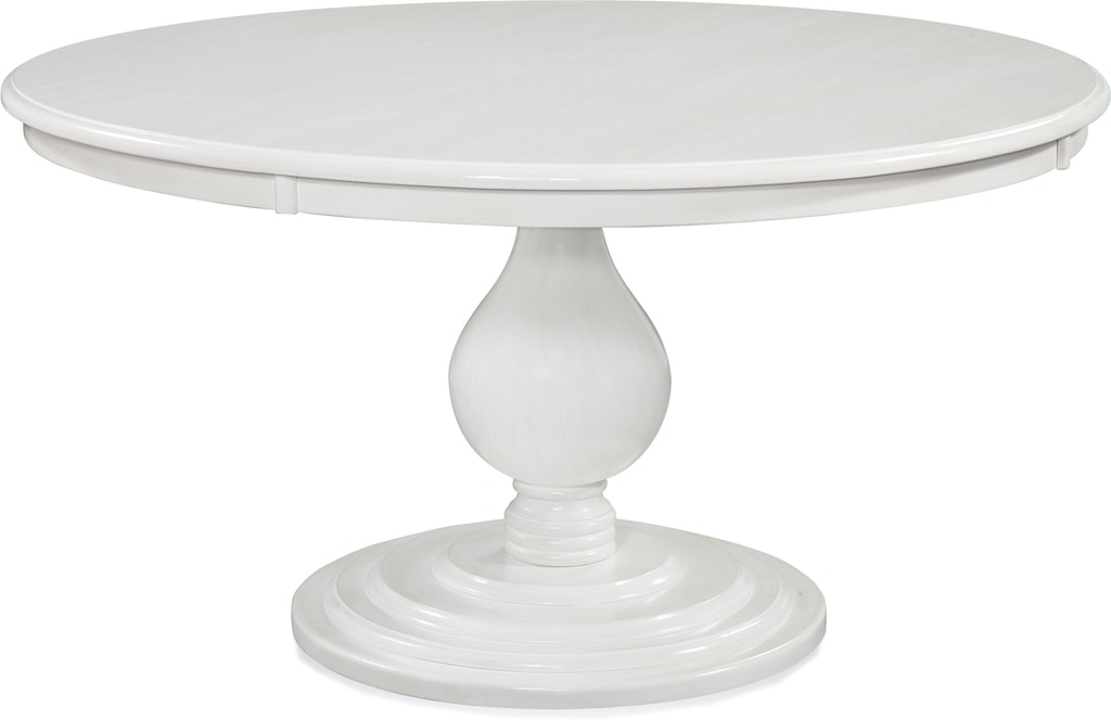 Braxton Culler Dining Room Douglas 54 Round Pedestal Dining Table 1051 075a Drury S Inc