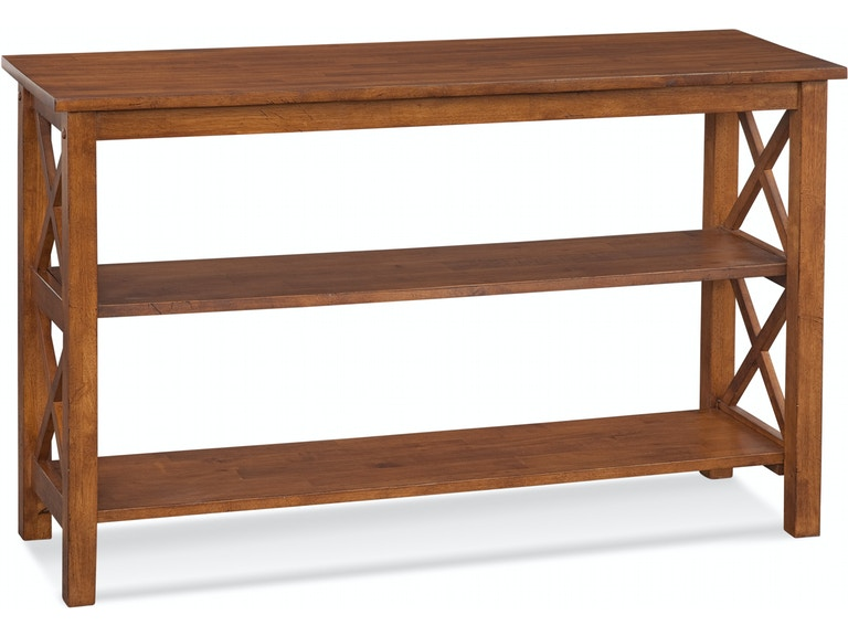 Braxton Culler 1061 073 Living Room Compass Console Table