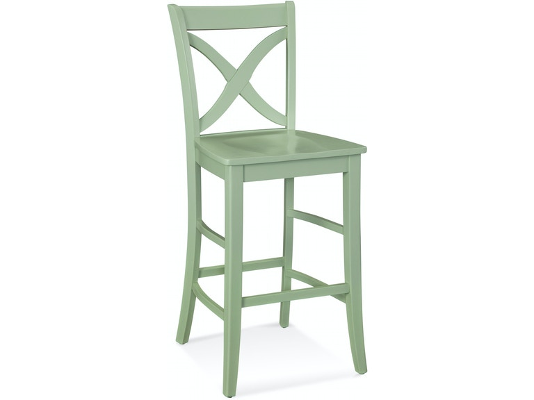 Astonishing Braxton Culler Dining Room Hues Counter Stool With Wood Seat Machost Co Dining Chair Design Ideas Machostcouk