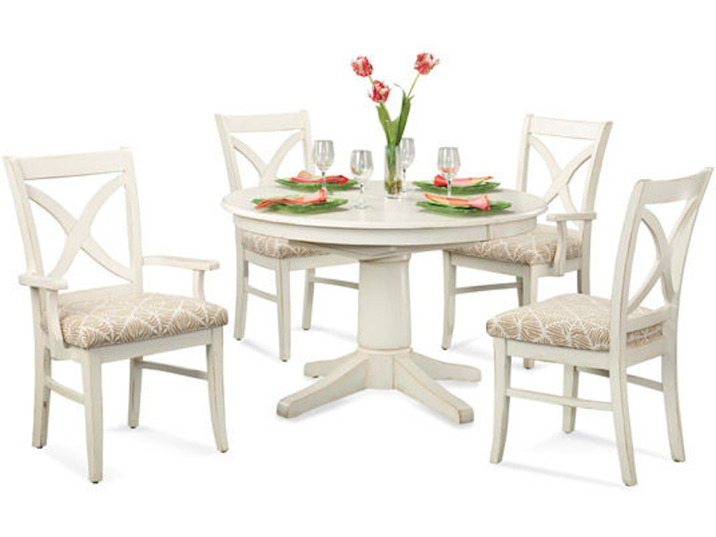 Braxton Culler Dining Room 42 Dining Table 1064 E75a Zing Casual Living Naples And Fort