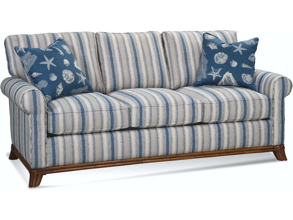 Braxton culler living room sofa 1077 011 quality for Quality furniture