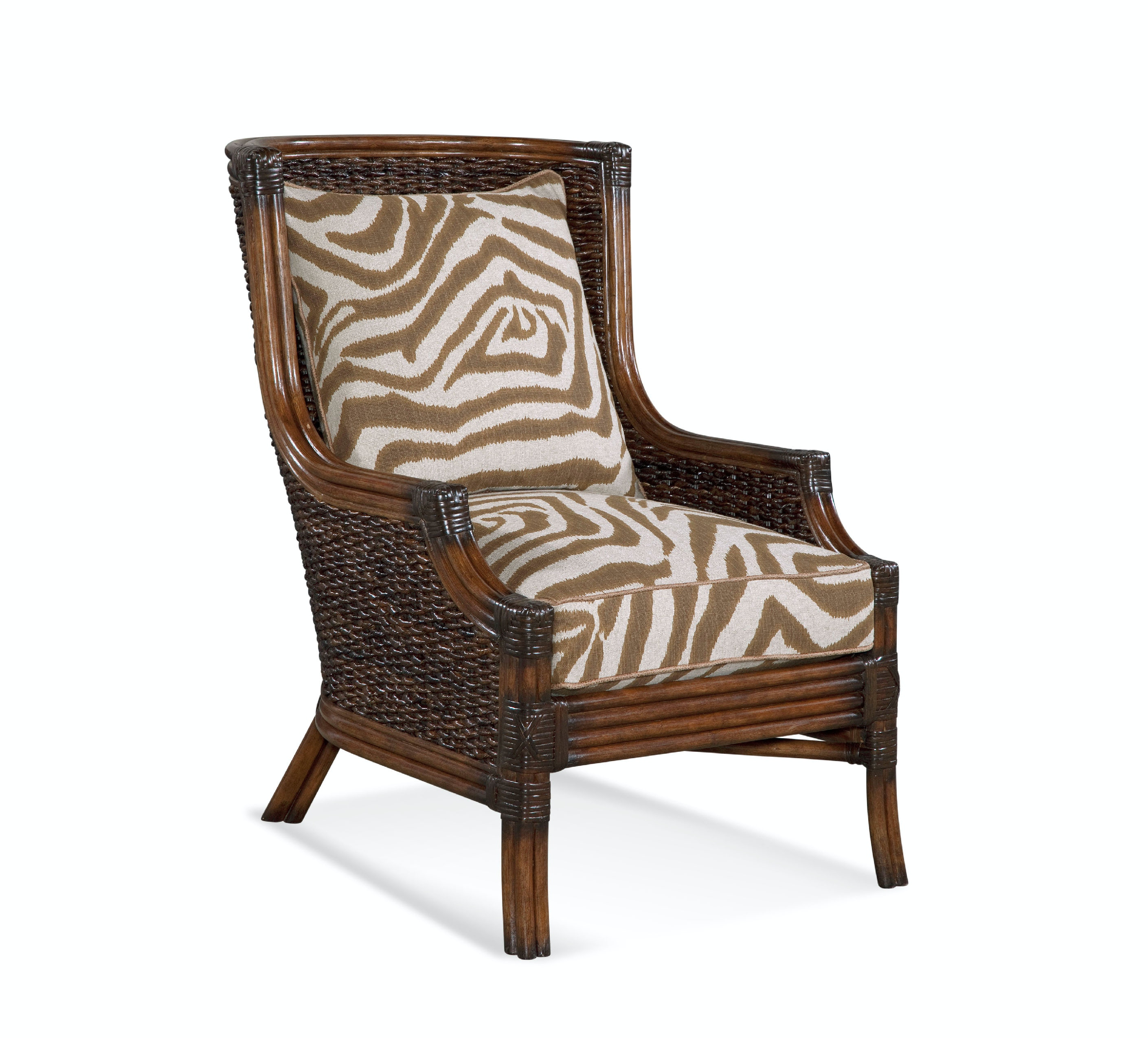 Braxton Culler Living Room Coconut Grove Wing Chair 2920
