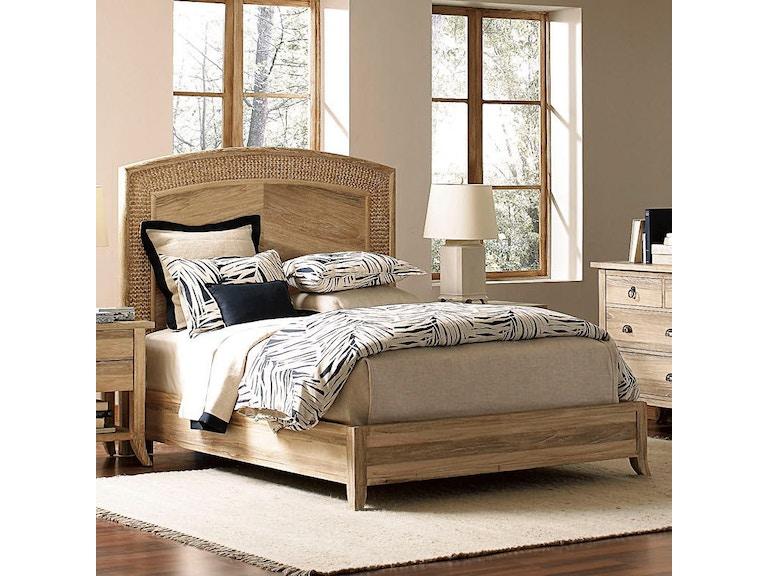 Braxton Culler Bedroom Cimarron Arc Seagrass Queen Bed