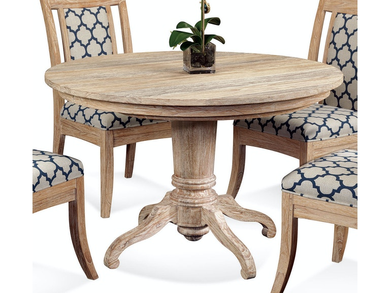 Braxton Culler Dining Room Cimarron Round Oval Dining Table 2928 E75