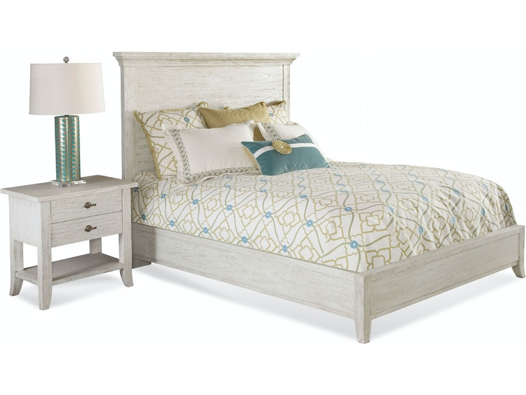 Braxton Culler Fairwind Panel Bedroom Set 2932 Bed Set2 Hickory