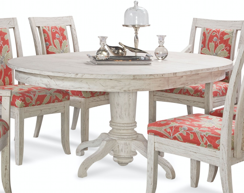 Braxton Culler 2932 E75 Dining Room Fairwinds Round Oval