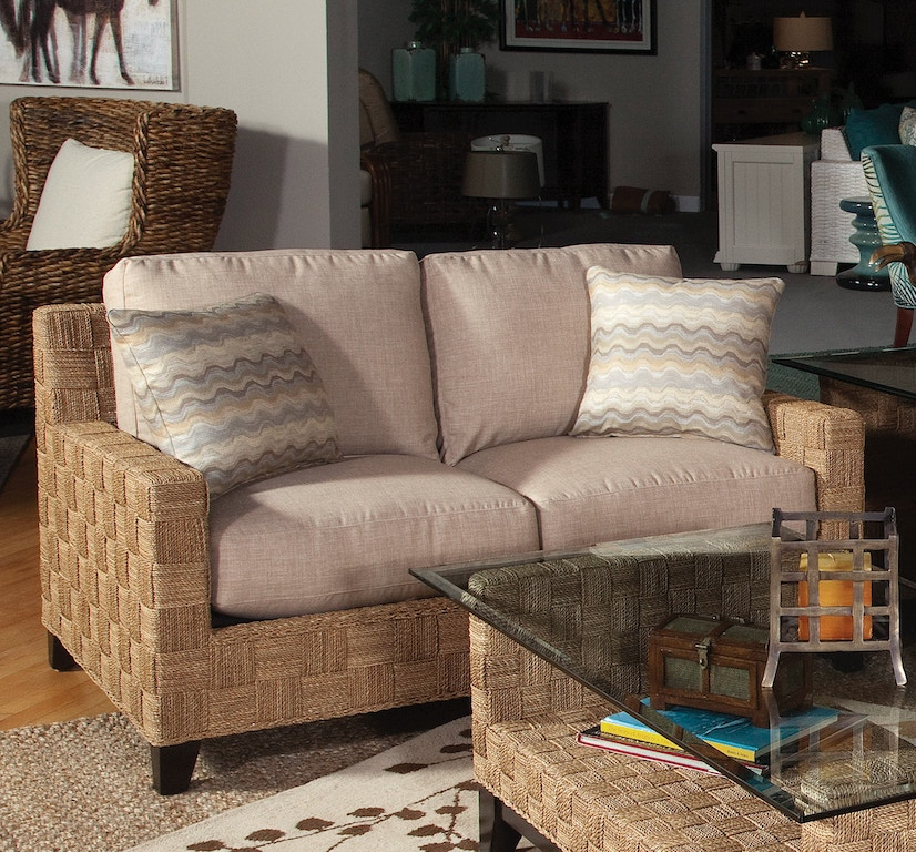 Patio Furniture Stores Near Princeton Nj: Braxton Culler Living Room Montego Loveseat 2955-019