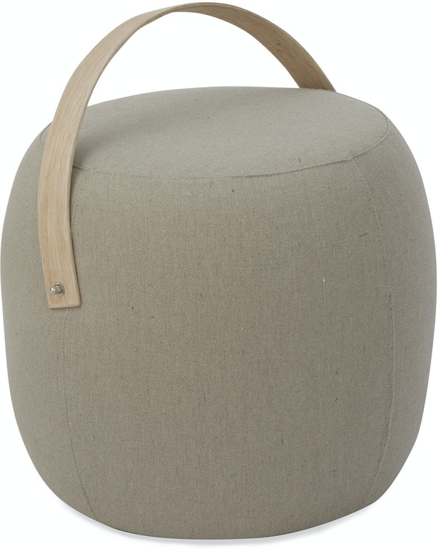 Marvelous Braxton Culler Outdoor Patio Olivia Pouf Ottoman In Ashe 405 Machost Co Dining Chair Design Ideas Machostcouk