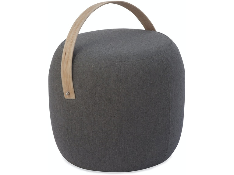 Braxton Culler Outdoor Patio Olivia Pouf Ottoman In