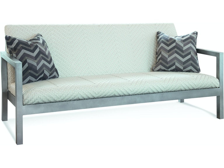 Braxton Culler Outdoor Patio Larissa Sofa 407 011 Rider Furniture Princeton South Brunswick