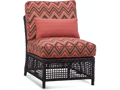 429 091 Valletta Armless Chair