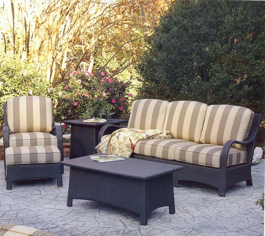 Braxton Culler Outdoor Patio Brighton Pointe Sofa 435 011 Sweat S Furniture Brunswick Ga