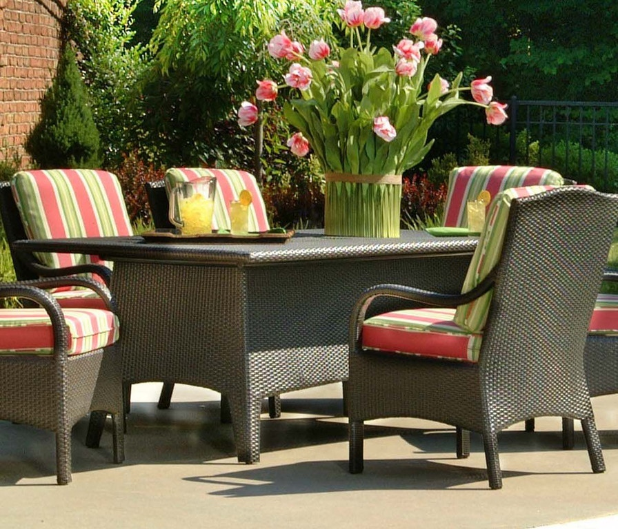 Brighton Patio Furniture.Braxton Culler Outdoor Patio Brighton Point Dining Table 435 076