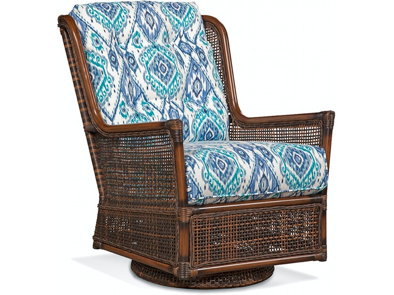 Braxton Culler Outdoor Patio Palermo Swivel Chair 440 005