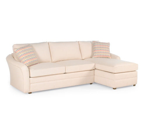 Braxton Culler Sectional With Chaise 518 Sectional