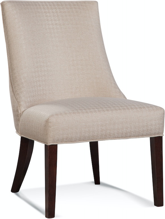Excellent Braxton Culler Dining Room Tuxedo Dining Chair 528 028 Bralicious Painted Fabric Chair Ideas Braliciousco