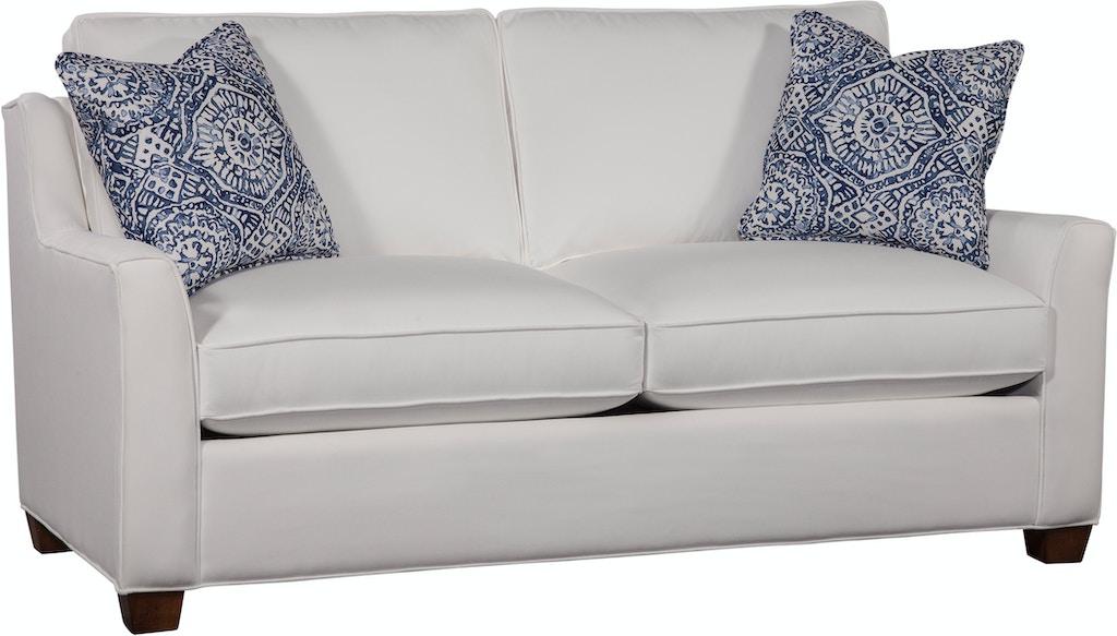 Braxton Culler Living Room Madison Avenue Full Sleeper Sofa