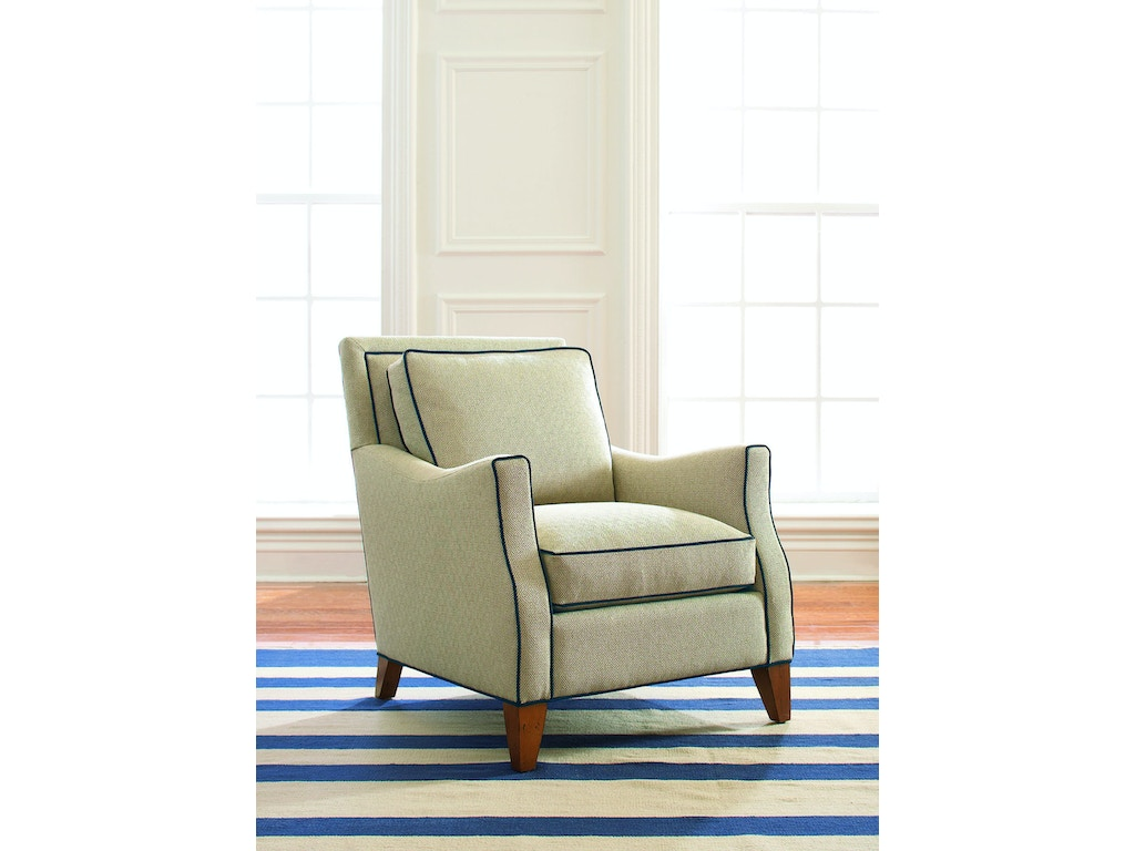 Braxton Culler Living Room Haynes Occasional Chair 5718