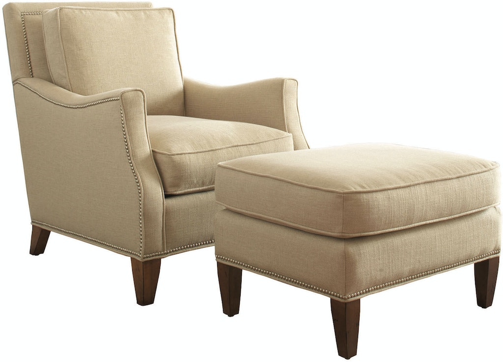Excellent Braxton Culler Living Room Haynes Chair And Ottoman With Pdpeps Interior Chair Design Pdpepsorg