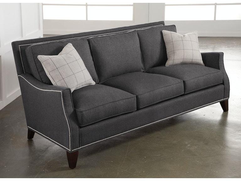 Phenomenal Braxton Culler Living Room Haynes Sofa With Nailhead Trim Pdpeps Interior Chair Design Pdpepsorg