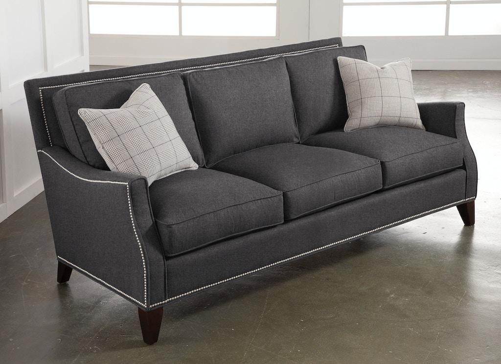 Awe Inspiring Braxton Culler Living Room Haynes Sofa With Nailhead Trim Pdpeps Interior Chair Design Pdpepsorg