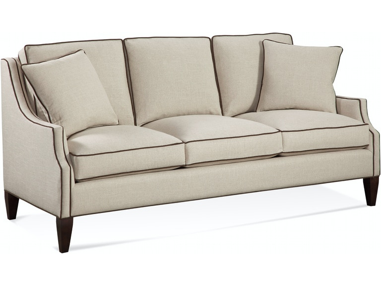 Braxton Culler Living Room Daniels Sofa 5741 011 Seaside Furniture Toms River Brick And