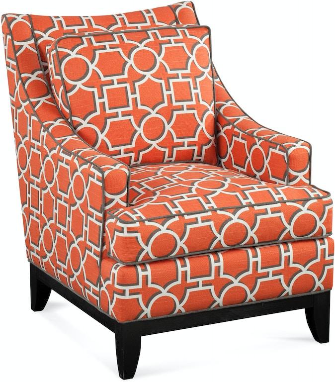 Remarkable Braxton Culler Living Room Whitaker Chair 5743 001 Lamtechconsult Wood Chair Design Ideas Lamtechconsultcom