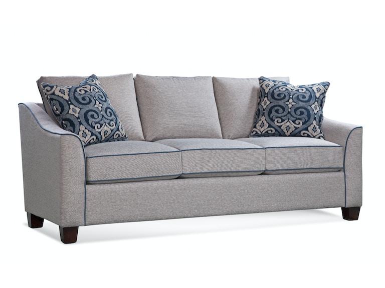 Braxton Culler Living Room Sofa 575 011 Seaside