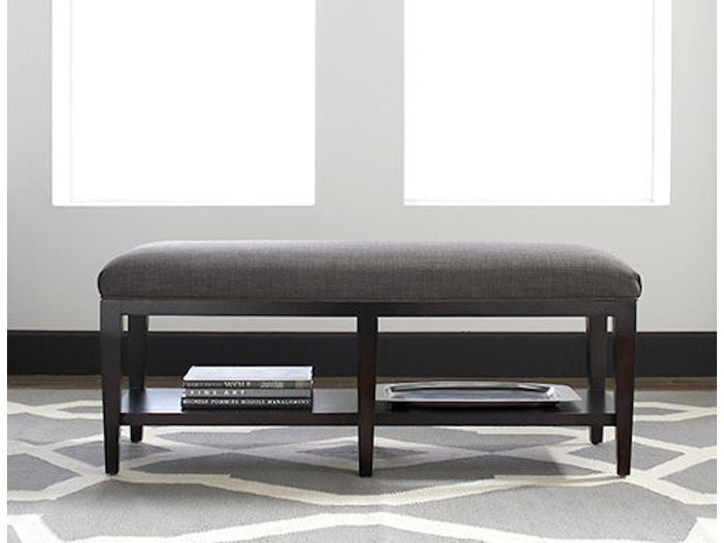 Braxton Culler Living Room Preston Bed Bench 5816 094