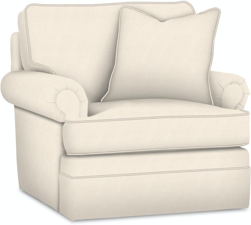 Braxton Culler Living Room Bradbury Customizable Swivel