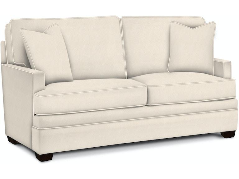 Braxton Culler Living Room Bradbury Customizable Loveseat