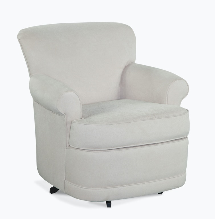 Braxton Culler Living Room Maxton Swivel Chair 634 005