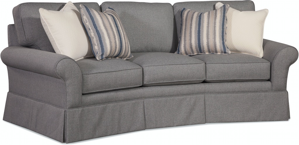 Braxton Culler Living Room Westwood Conversation Sofa 638