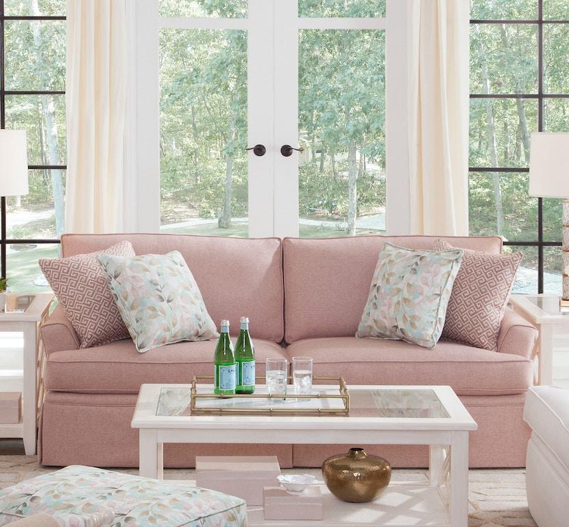 Braxton Culler Living Room Westport 2 Over Sofa 678 0112
