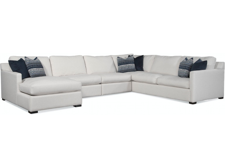 Stupendous Braxton Culler Living Room Bel Air 5 Piece Sectional Spiritservingveterans Wood Chair Design Ideas Spiritservingveteransorg