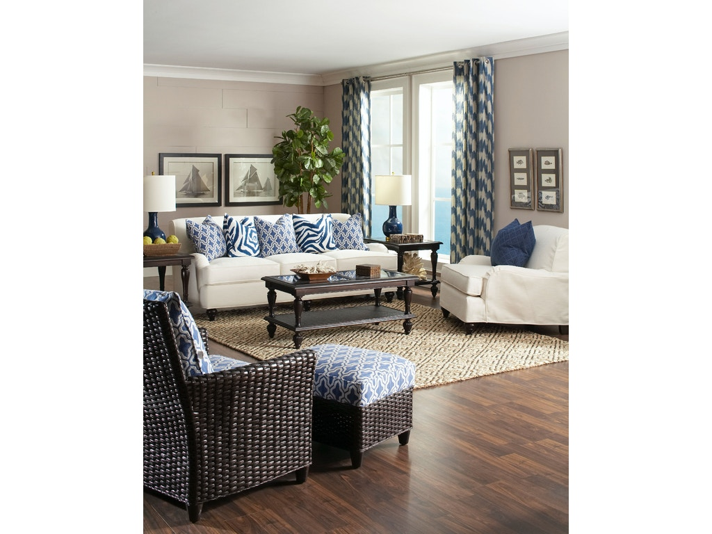 Braxton Culler Living Room Sofa 712 011 Seaside