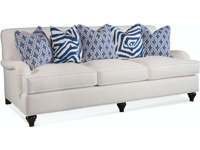 Braxton Culler Living Room Crown Estate Sofa 712 011