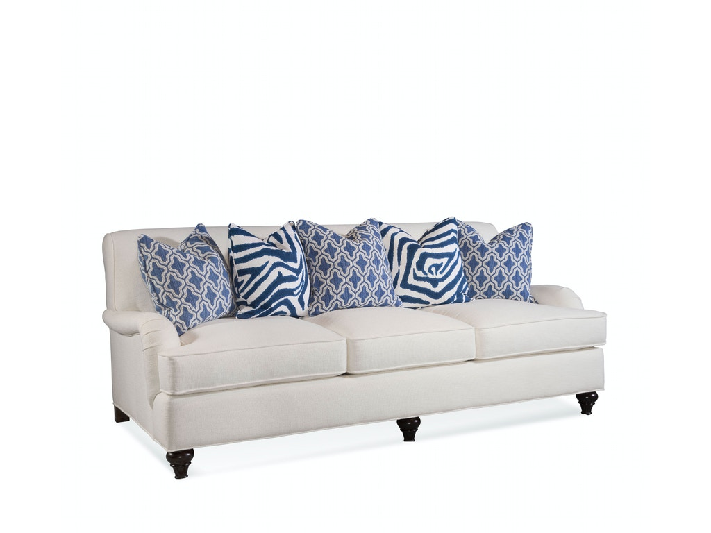 Braxton culler living room sofa 712 011 weinberger 39 s furniture and mattress showcase augusta for Save big mattress bedrooms smyrna ga