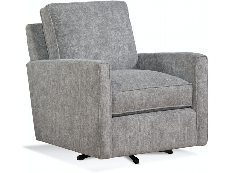 Braxton Culler Living Room Nicklaus Swivel Chair 724 005