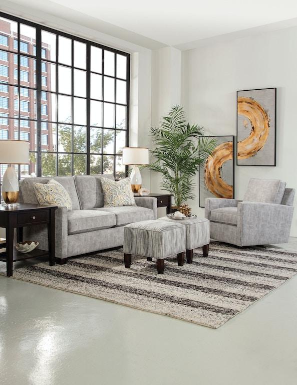 Braxton Culler Living Room Nicklaus Loft Sofa 724 010