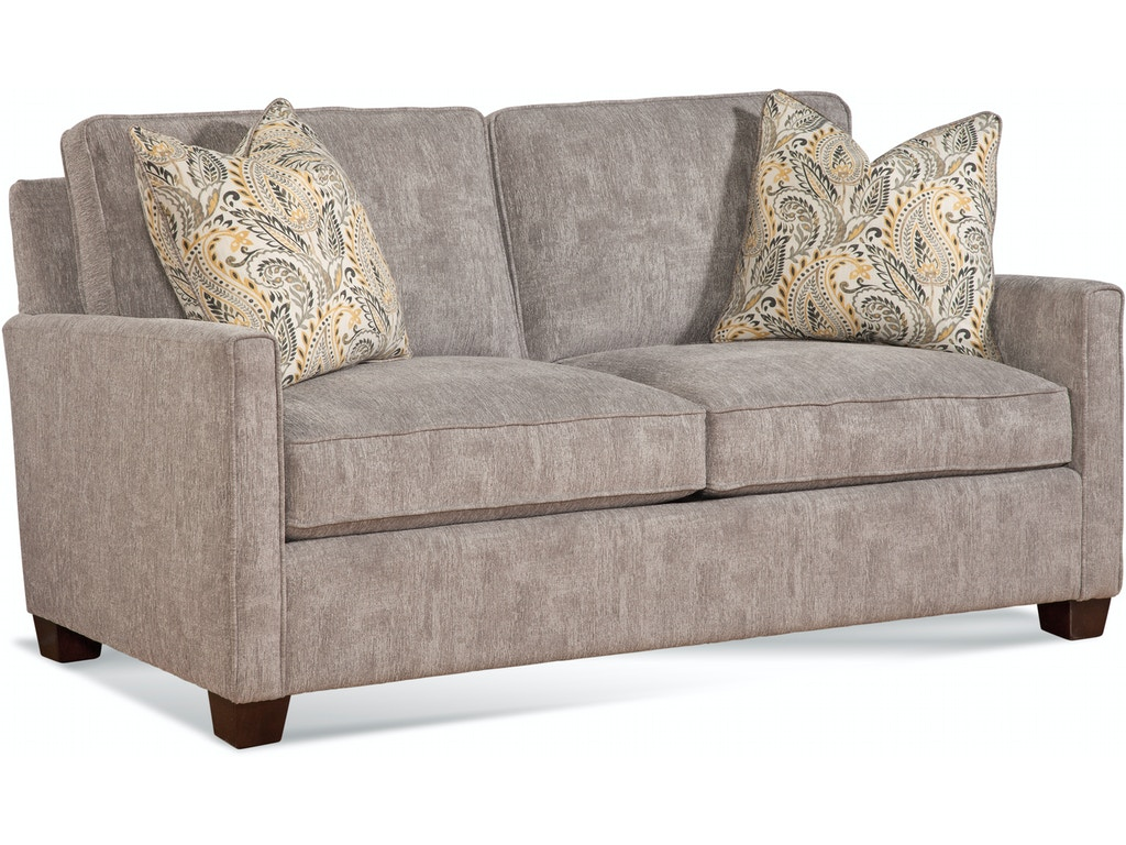 Braxton Culler Living Room Loft Sofa 724 010 Zing Casual Living Naples And Fort Myers Fl