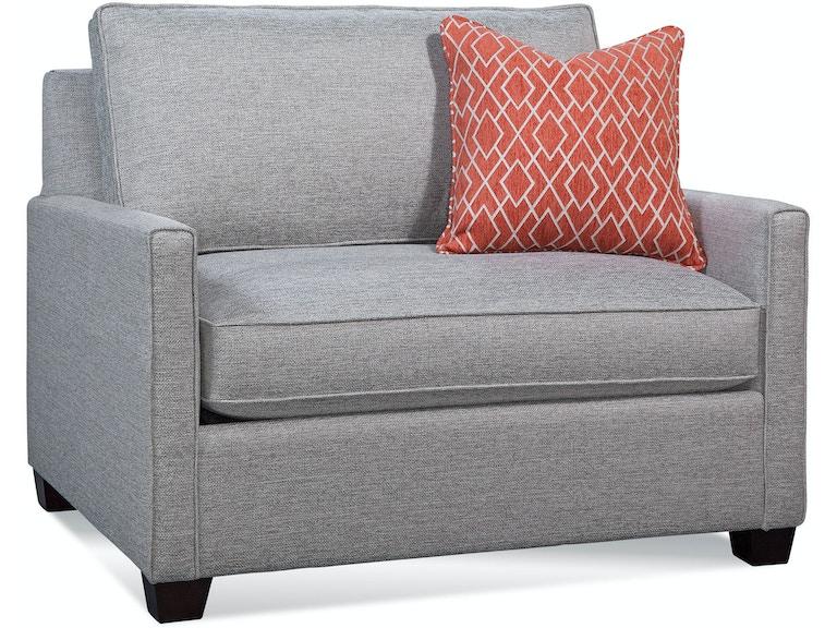 Braxton Culler Nicklaus Twin Sleeper Chair 724 014