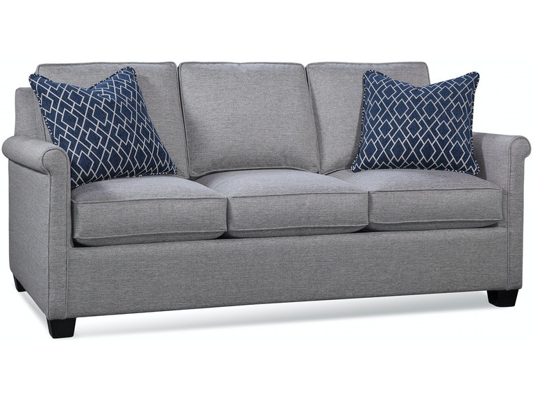 Braxton Culler Living Room Sullivan Sofa 726 011 Outer