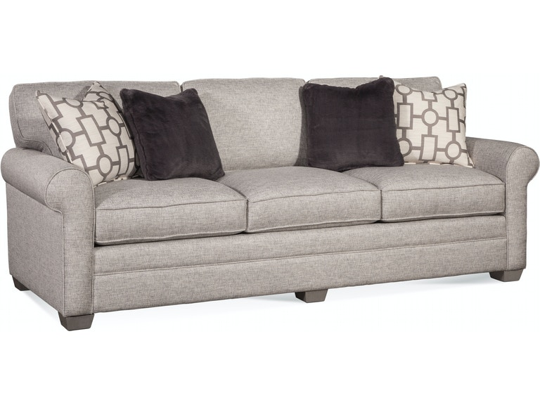 Braxton Culler Living Room Bedford Extra Long Estate Sofa