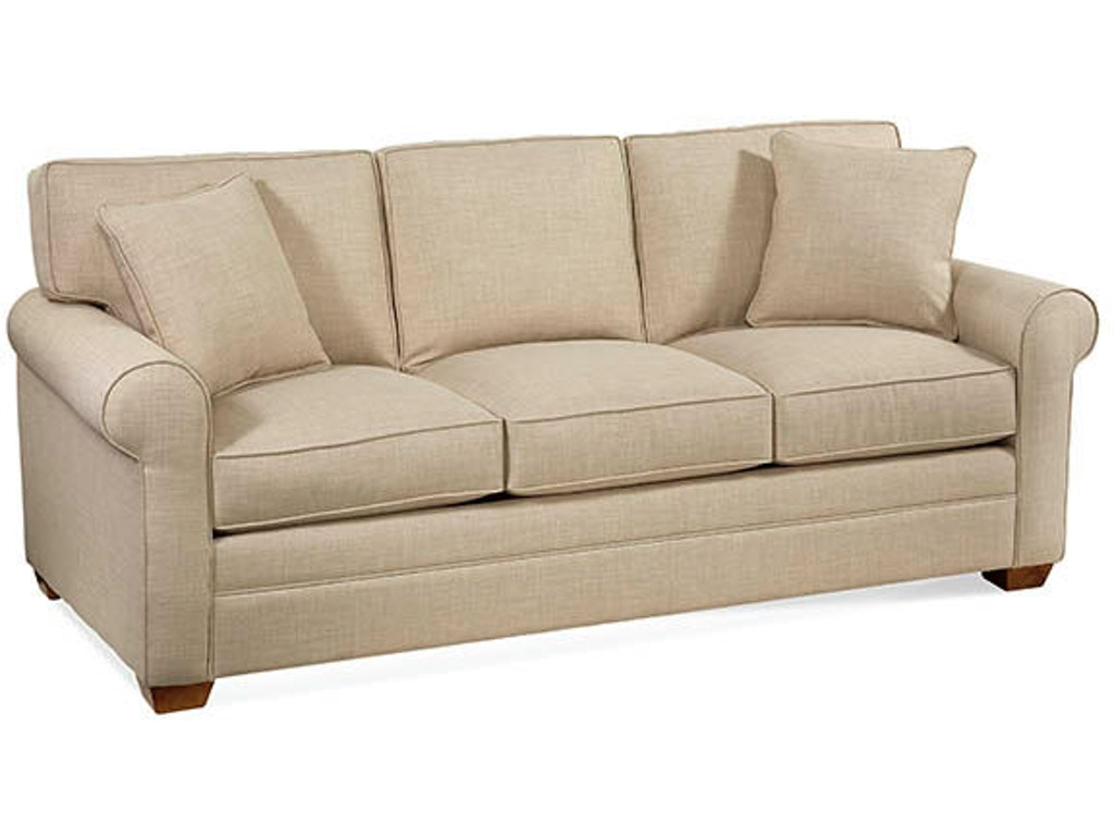 Living Room Bedford Queen Sleeper Sofa