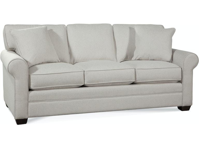 Braxton Culler Living Room Bedford Sofa 728 011 Braxton