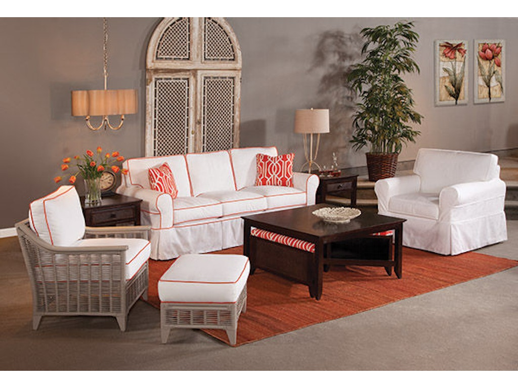 Braxton Culler Living Room Slipcover Combo Sofa 728 011xp Elite Interiors Myrtle Beach Sc