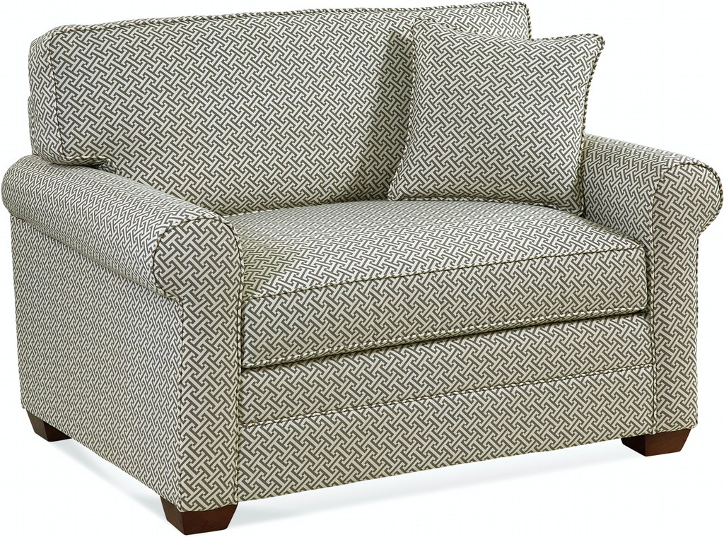 Enjoyable Braxton Culler Living Room Bedford Chair And 1 2 Twin Pabps2019 Chair Design Images Pabps2019Com